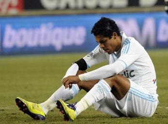 Marseille trượt ngã: Sao thế, Deschamps?