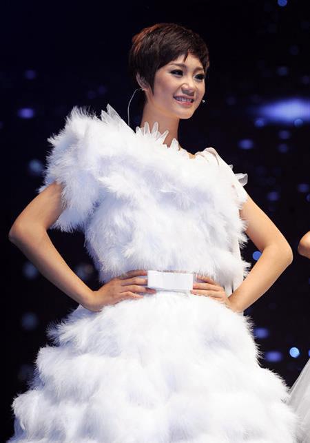 Trà My next top model 2011: 'Tôi đã có đại gia rồi!'