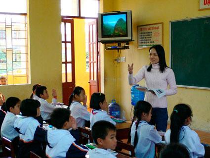 Cô giáo của tôi