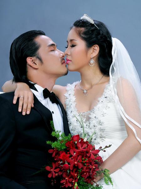 Ảnh cưới tuyệt đẹp của Quách Ngọc Ngoan - Lê Phương