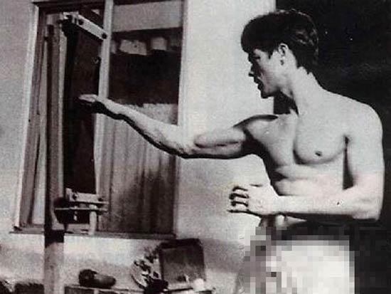 Những tấm ảnh hiếm hoi của vợ chồng Lý Tiểu Long