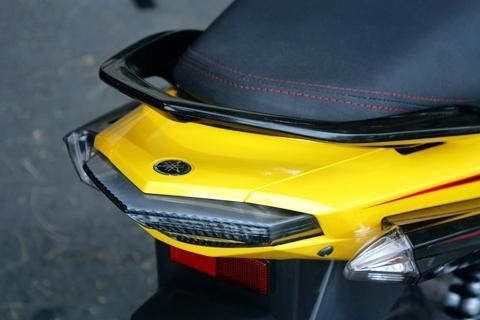 Yamaha Nouvo SX: Tiết kiệm nhưng yếu hơn