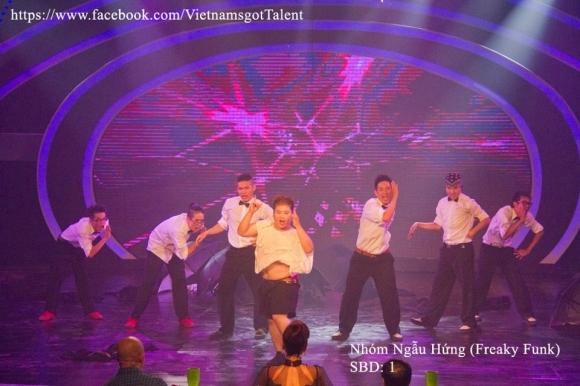 Tìm kiếm tài năng Việt Nam tập 10: Đêm bán kết đầu tiên chưa có đột phá