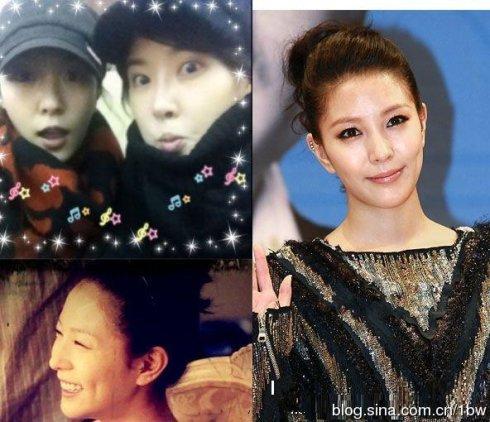 Những gương mặt mộc của sao Hàn được yêu thích ở Trung Quốc