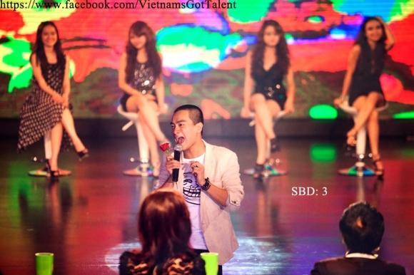Trực tiếp Bán kết 5 Vietnam's Got Talent 2011 (tập 14)