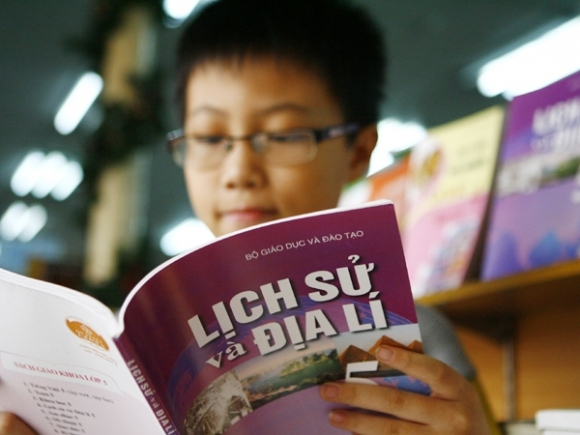 Học theo chương trình sách giáo khoa mới sau năm 2015?