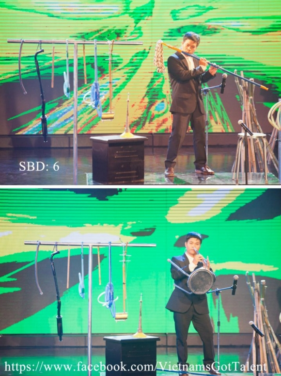 Trực tiếp Chung kết 1 Vietnam's Got Talent 2011 (tập 17)