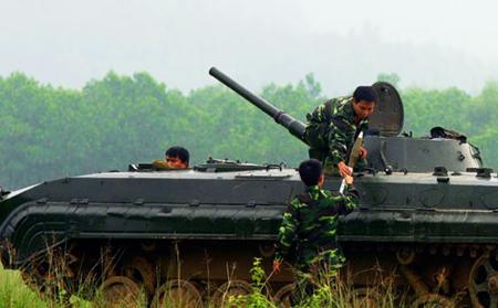Cộng hòa Séc giúp Việt Nam hiện đại hóa quân đội