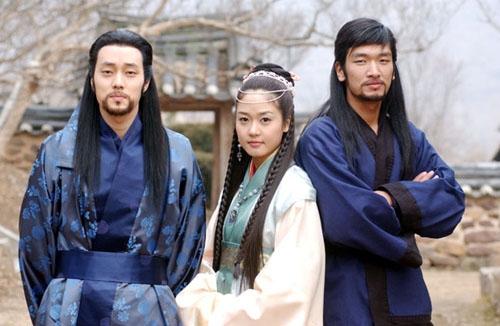 Những nàng công chúa xinh đẹp trên màn ảnh Hàn (P1)
