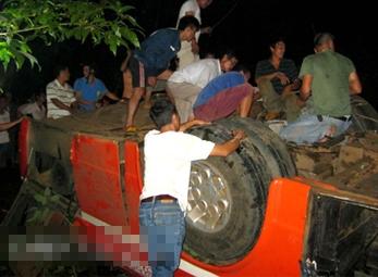 Thông tin thêm về vụ tai nạn xe khách thảm khốc ở Đắk Lắk