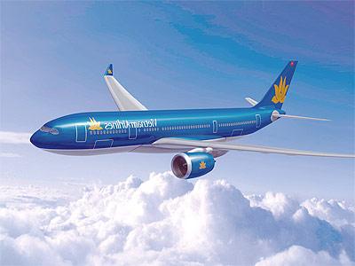 Máy bay Vietnam Airlines phải hạ cánh khẩn do sự cố