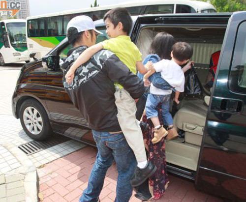 Tạ Đình Phong và Trương Bá Chi lại làm người một nhà