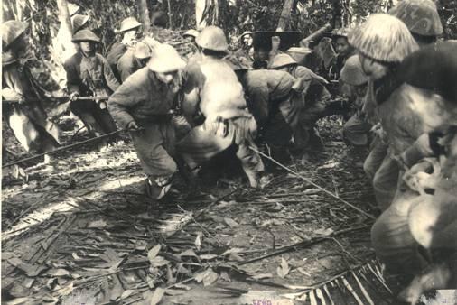 Ảnh: Chiến thắng Điện Biên Phủ chấn động địa cầu