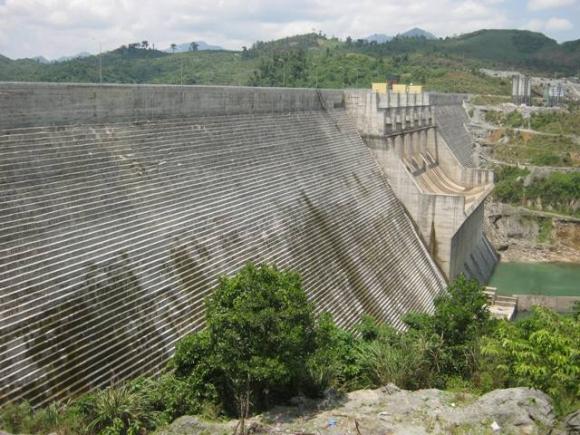 'Chưa thể nói đập thuỷ điện Sông Tranh 2 an toàn'