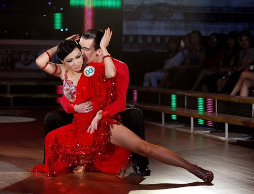 Ấn tượng gu thời trang của Phương Thanh trong Bước nhảy hoàn vũ 2012