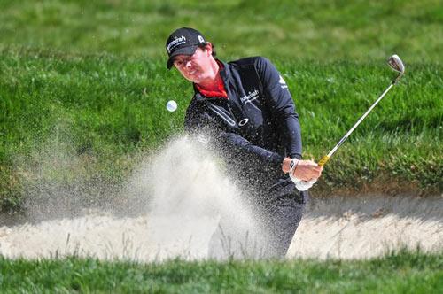 Golf, US Open 2012: Tiger Woods chia sẻ ngôi đầu (ngày thứ 2)
