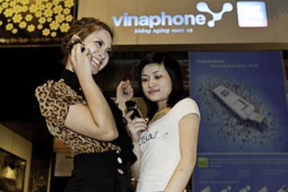 Vinaphone giảm mạnh cước dịch vụ 3G