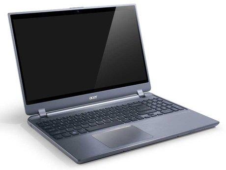 Acer Aspire Timeline Ultra M5 chính thức lên kệ