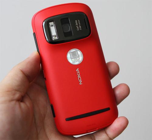 Điện thoại chụp hình 41 'chấm' Nokia bắt đầu bán ở Việt Nam