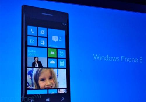 Microsoft ra mắt Windows Phone 8, hỗ trợ chip đa nhân