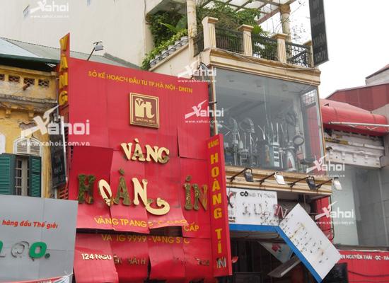 Lời khai kẻ nổ mìn cướp vàng ở phố Nguyễn Thái Học