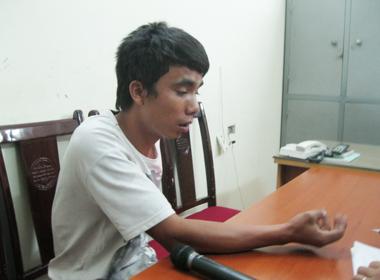 20 phút nguy hiểm tóm kẻ nổ mìn, cướp tiệm vàng ở Hà Nội
