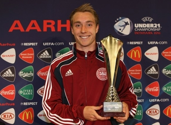 6 tài năng trẻ đầy hứa hẹn tại VCK Euro 2012