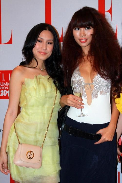 Cặp đôi thời trang Kỳ 9: Hà Anh - Kathy Uyên