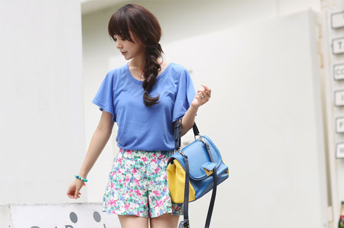 5 kiểu tóc 'siêu hot' cho teengirl hè 2012