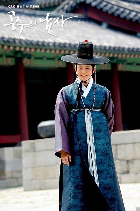 Mỹ nam Hàn đọ sắc trong các 'bộ cánh' cổ trang