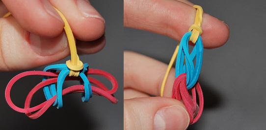 Học cách làm vòng cổ, vòng tay bằng chun buộc tóc