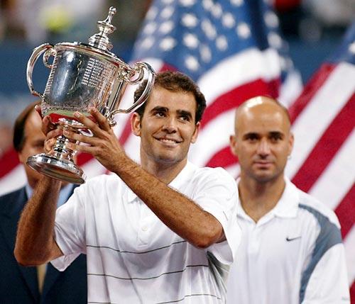 Federer vĩ đại hơn Sampras