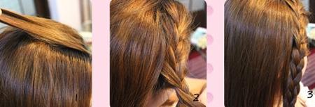 Học cách tết tóc duyên dáng như Phạm Băng Băng
