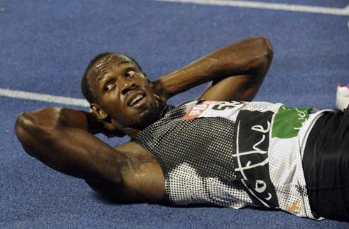 Sốc: Usain Bolt có thể tuột HCV 100m!