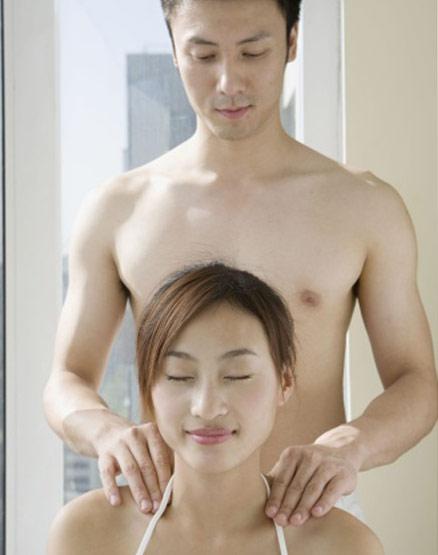 Massage cho cuộc 'yêu' nồng nàn