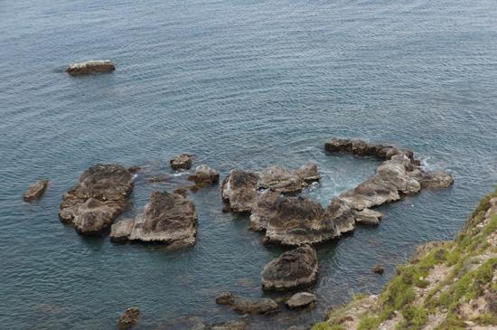 Vẻ đẹp hoang sơ của bán đảo Nhơn Lý