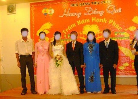 Đám cưới đồng tính nữ gây xôn xao Bình Dương