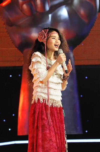 The Voice 2012 Tập 4: Lộ diện hàng loạt giọng ca nữ 'đỉnh'
