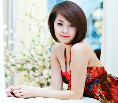 Phương Thanh cá tính và quyến rũ hơn khi chọn tóc ngắn