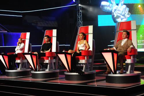 The Voice 2012 Tập 1 (Full clip)