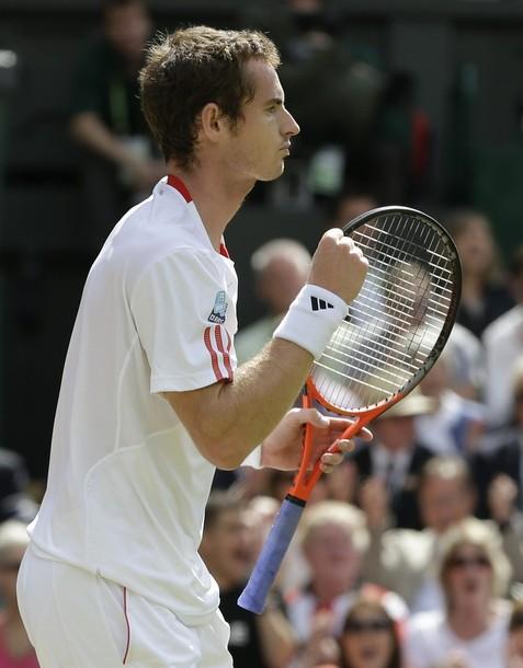 Chùm ảnh trận chung kết Wimbledon 2012: Dấu chân huyền thoại