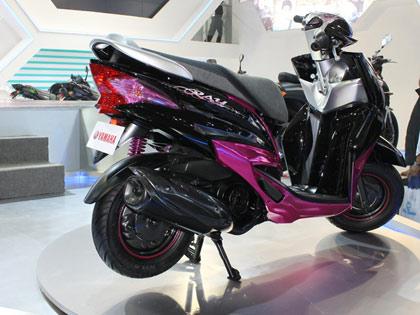 Yamaha chào bán xe ga giá hơn 20 triệu đồng