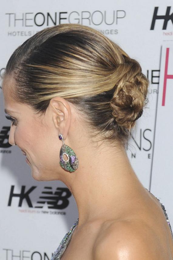 Các xu hướng tóc cô dâu 'hot' nhất 2012 - 2013