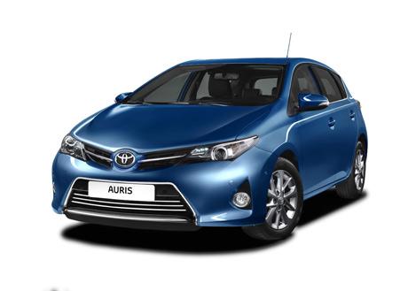 2013 Toyota Auris hoàn toàn mới