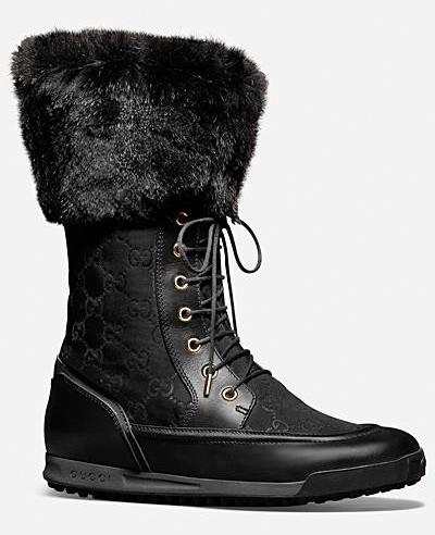 Gucci tung BST giày Thu Đông 2012/2013 mê hoặc phái nữ
