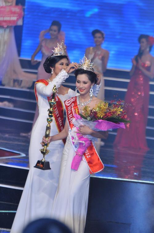 Chung kết hoa hậu Việt Nam 2012: Video full (25/8)