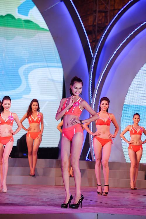 Xem trước màn thi Bikini của Miss Sport 2012