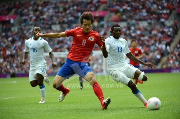 Bán kết bóng đá nam Olympic: Có một giấc mơ
