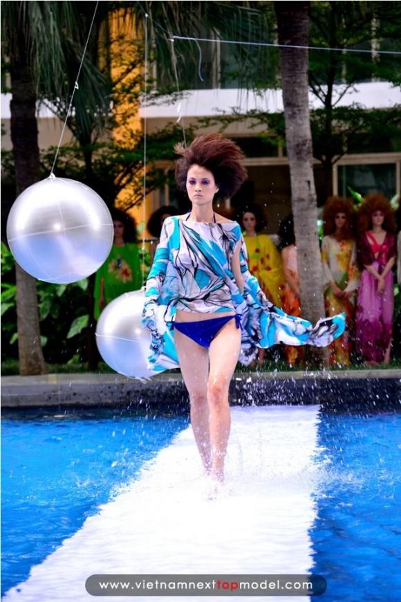 Tập 7 Vietnam's Next Top Model 2012: Lê Hằng, Cao Hà ra đi