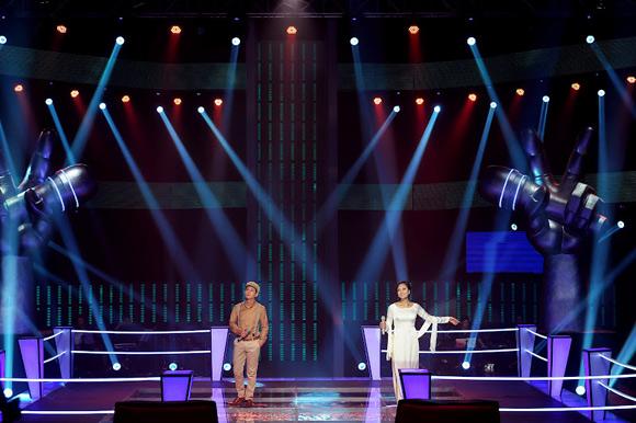 Video tập 3 vòng Đối đầu Giọng hát Việt 2012 (full)